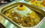 غذا های خوشمزه ایرانی در رستوران تمشک