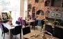 سرویس چای و سینی غذای دو نفره رستوران ستاره سراج