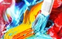 آموزش نقاشی  یا خلاقیت کودک درروژاوا