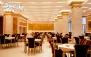 رستوران شیشه ایی VIP هتل چهار ستاره بشری با بوفه باز شام