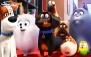 انیمیشن زندگی مخفی حیوانات خانگی درتیکت