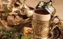 سرویس قهوه خانه ای در سفره خانه سنتی کوچه باغ