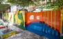 شنای تفریحی کودکان در مهد کودک ویستا