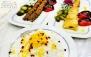 رستوران vip سلطانی پنج ستاره با منو انواع کباب