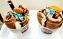 بستنی رولی با انواع طعم های شگفت انگیز و بسیار متنوع