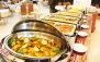 رستوران شارستان با بوفه ناهار و شام